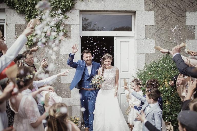 le mariage - camille et margot