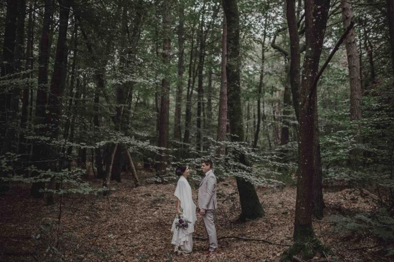 MARIAGE DE MARIE ET AURÉLIEN AU CHÂTEAU DE LA GIRAUDAIS